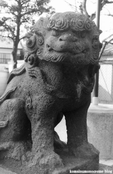 天祖神社(江戸川区南小岩)4