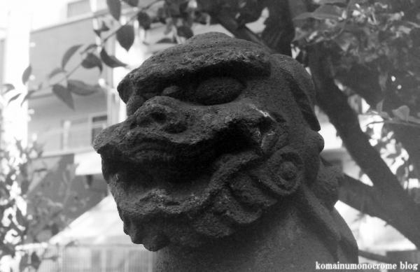 一之宮神社(横浜市神奈川区入江)4