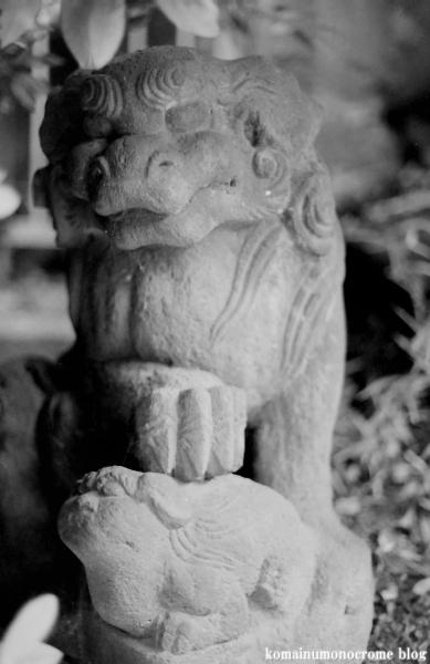 一之宮神社(横浜市神奈川区入江)7