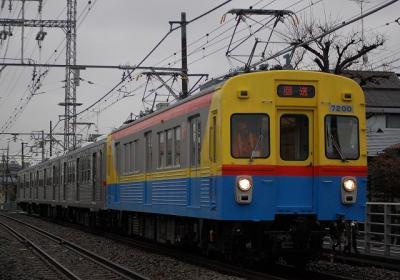 7905F出場回送4