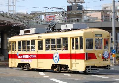 豊橋市電3203号車