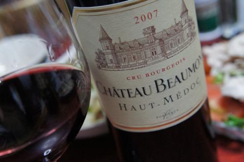 Chateau Beaumont Haut-Medoc 2007