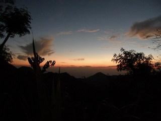 バリ島、今朝のSun rise!!