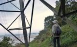 鉄塔からの展望