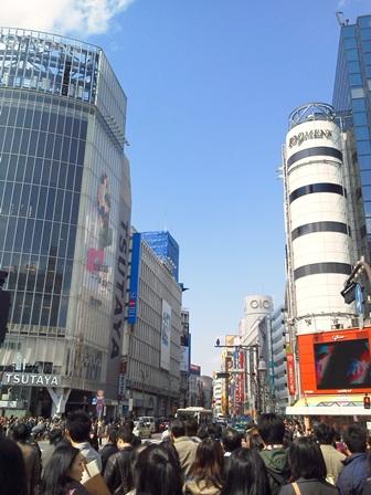渋谷にて3