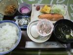 2011年田沢湖・朝定食
