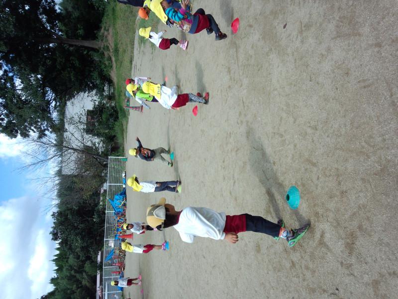 きりん組 スポーツ教室