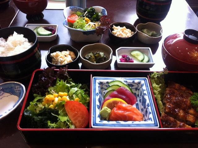 j lunch