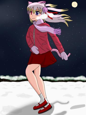 ライトノベル用キャラクター 001