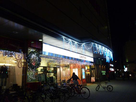 クレ2013クリ_駅広夜