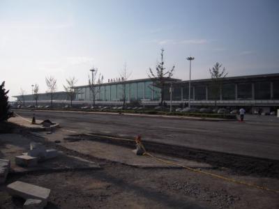 大連空港1