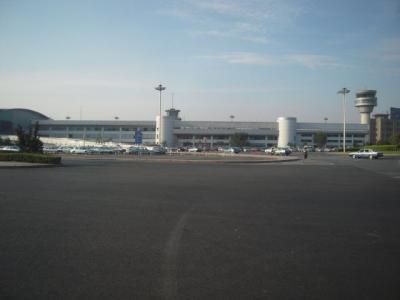 大連空港2