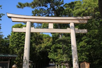 寒川神社 103