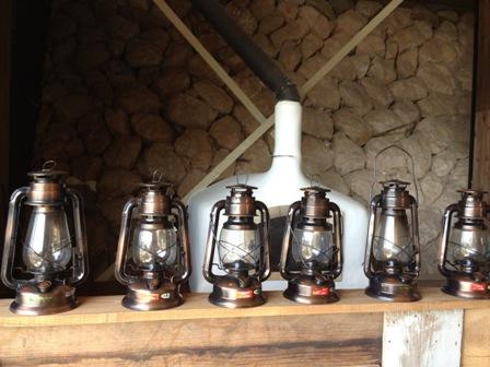 ボートカフェ・ランプ