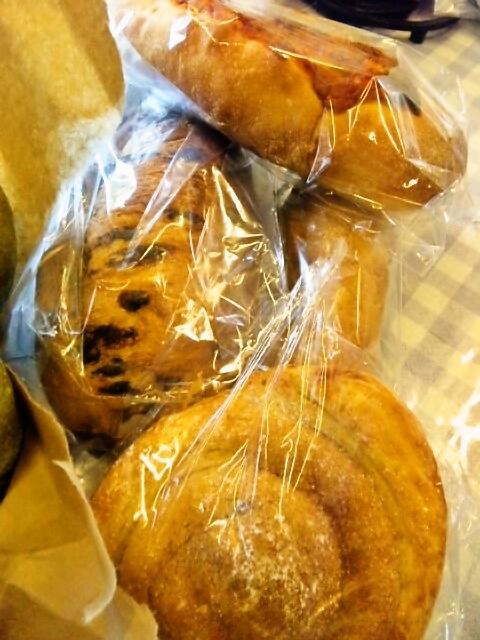 岳人のパン