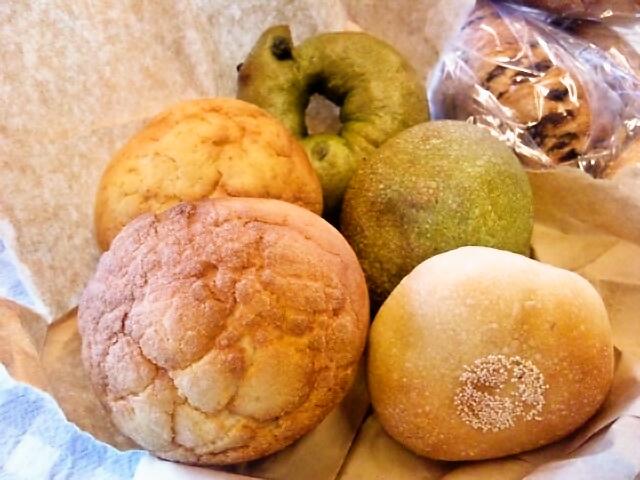 岳人のパン2