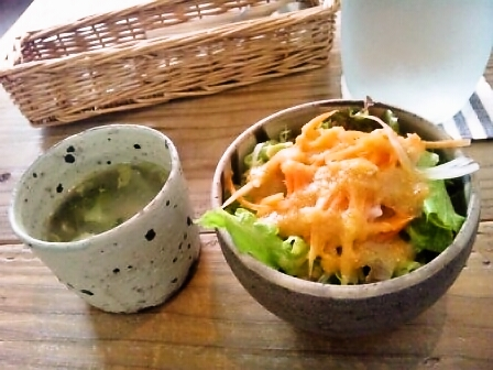 KURARIのサラダ