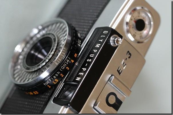 カメラPEN 009