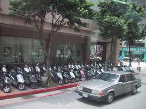 台湾バイク2