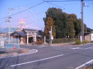 新田義貞愛人墓