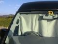 車中泊用カーテン1