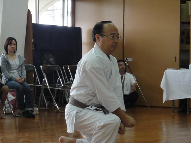 沖縄小林流 究道館