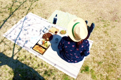 桜花賞でピクニック1
