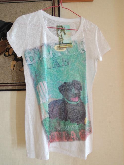アーティストTシャツ1