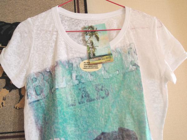 アーティストTシャツ3