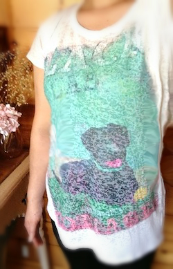 アーティストTシャツ7