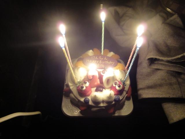 la moda 20120316 - ケーキ