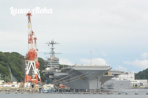 USSジョージ・ワシントン