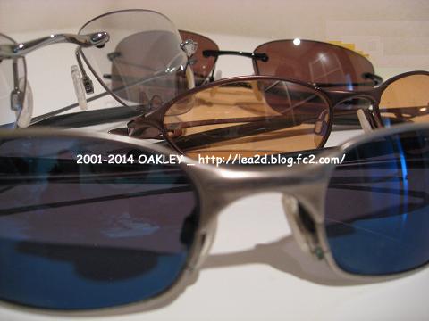 2001-201409 Oakley オークリーのサングラス
