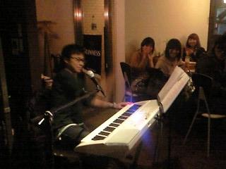 ピアノ弾き語りライブ2