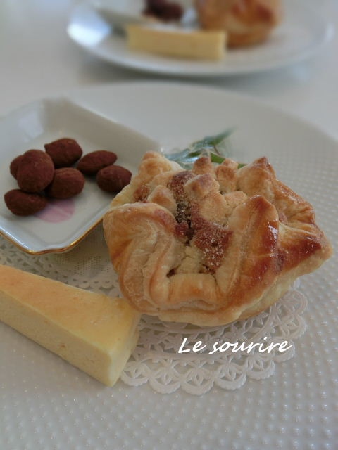 マロンパイ&アマンドショコラテ