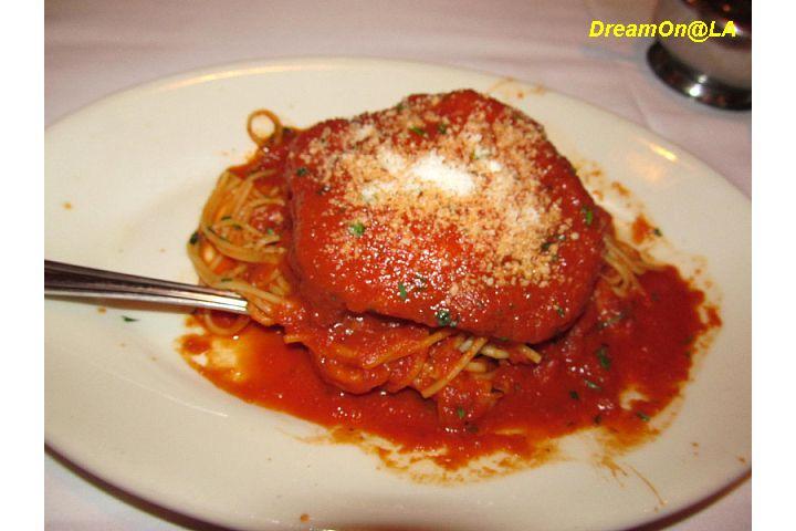 お得2人用イタ飯★ Maggiano's Little Italy