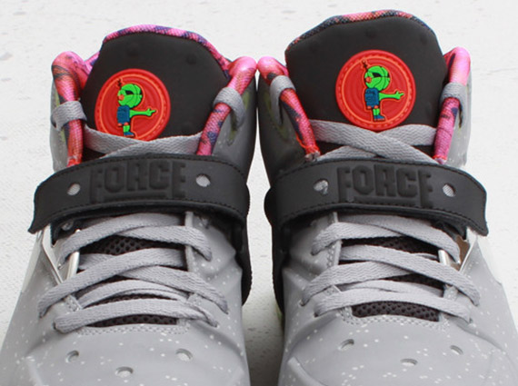 """Nike Air Force Max 2013 """"Area 72"""
