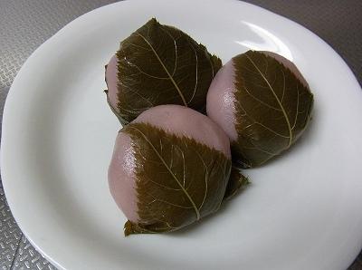 桜かおり餅