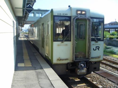 飯山線キハ110