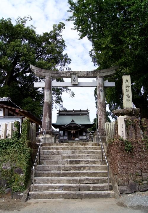 231001 豊福阿蘇神社1