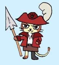 アニメG 船長