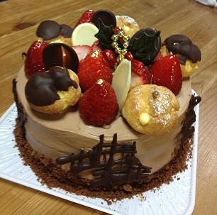 クリスマスケーキ2(1)