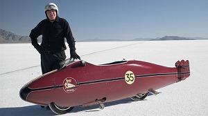 世界最速のインディアン2