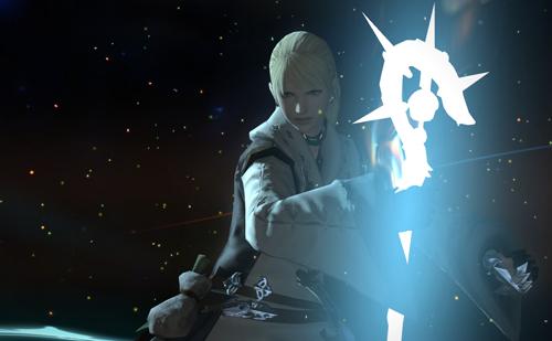 光の戦士として