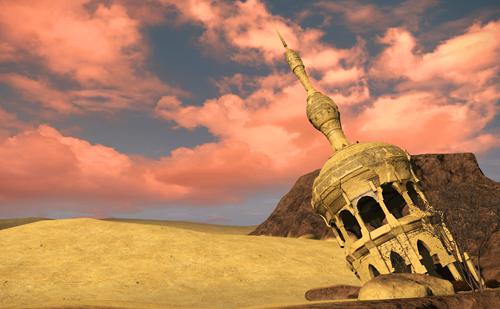 サゴリー砂漠