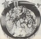 秋のぶっかけ素麺図