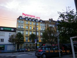 MERCURE GARE CENTRALE (メルキュール ガール セントラル)ホテル