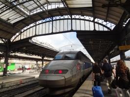 フランス新幹線TGV