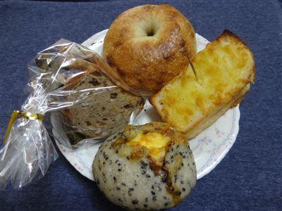 モモチャミブレッドさんのパン