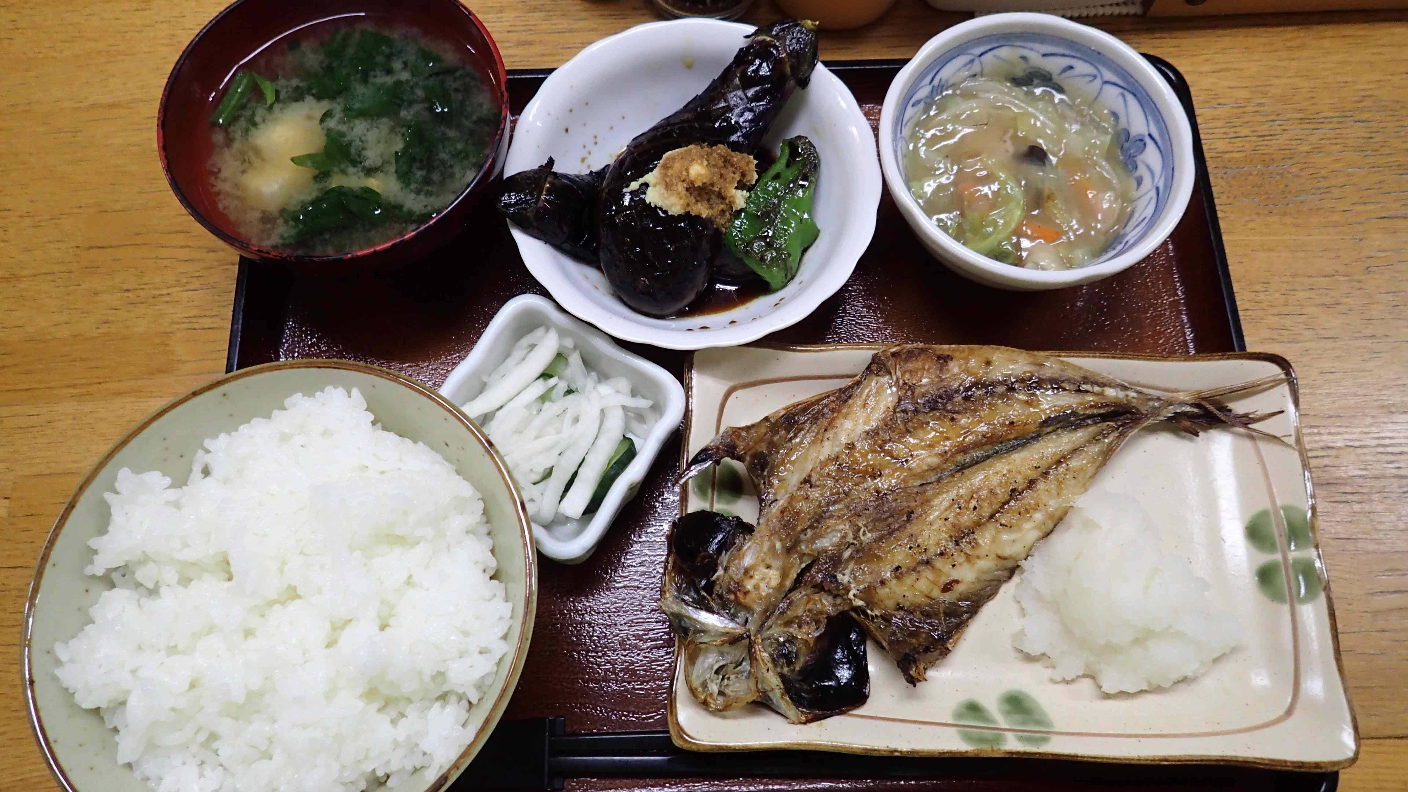 水戸魚定食